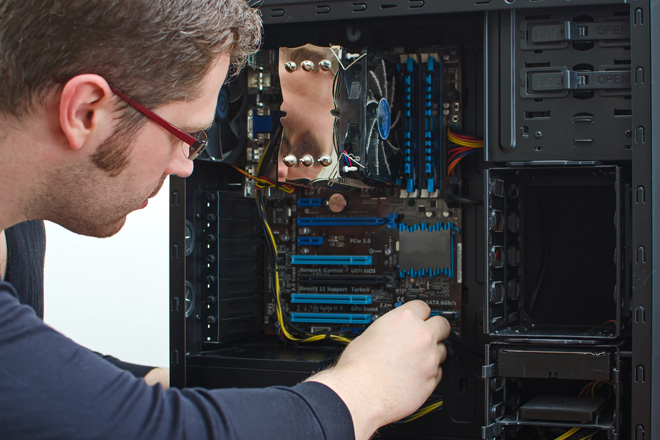 Desktop Computer Repairs in and near Estero Florida