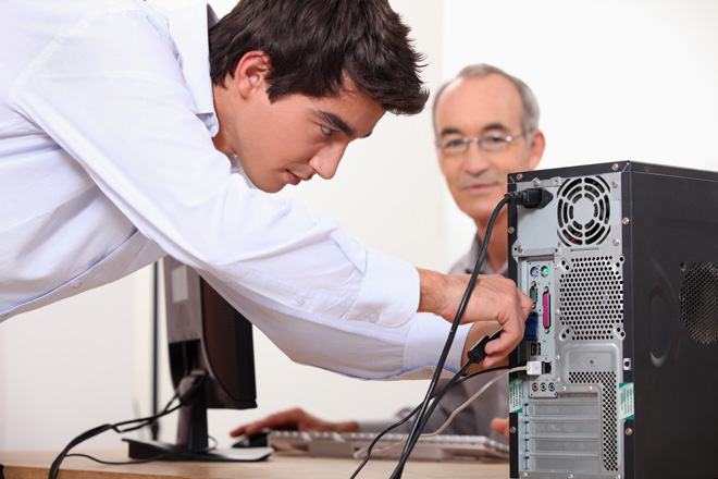Computer Repairs at Your Business in and near Golden Gate Florida